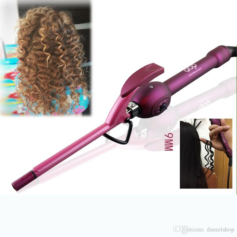 9mm 32mm Curling Iron Hair Curler Professional Hair Curl