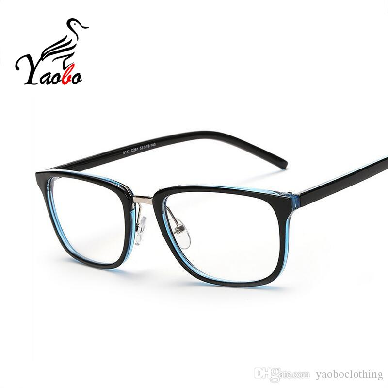 e331866821 Unisex Frame Spectacle Frames Eye Glasses Optical Glasses Myopia ...