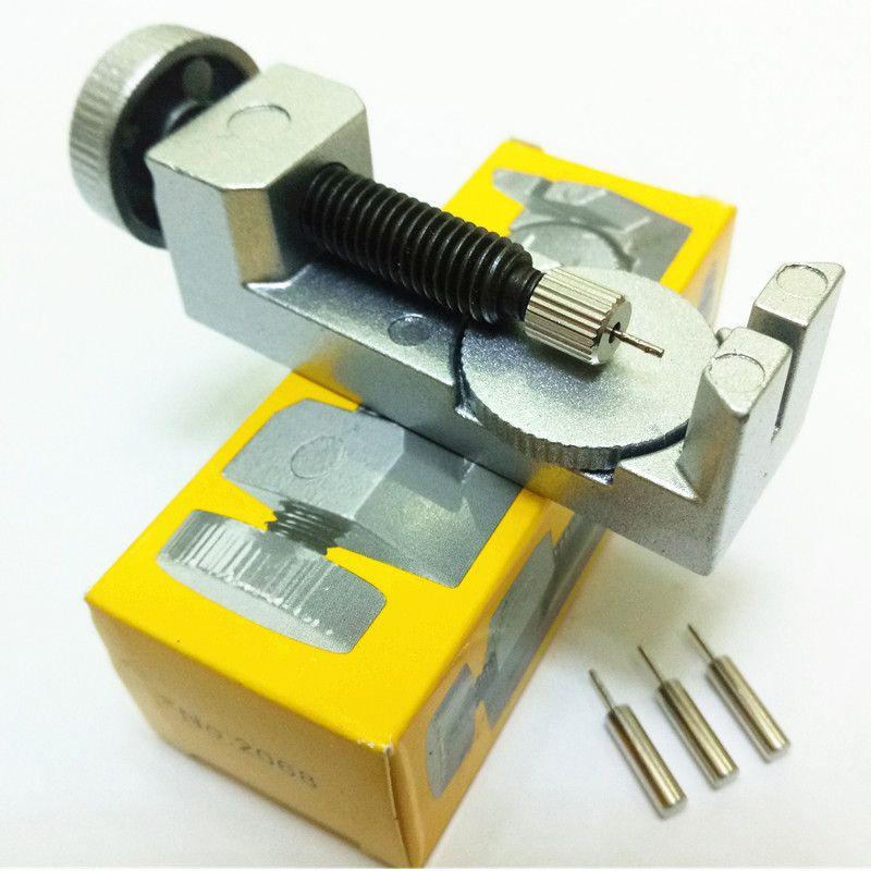 Metall Einstellbare Uhrenarmband Armband Armband Link Pin Remover Repair Tools Sets / Uhrenarmband Reparatur-Tool