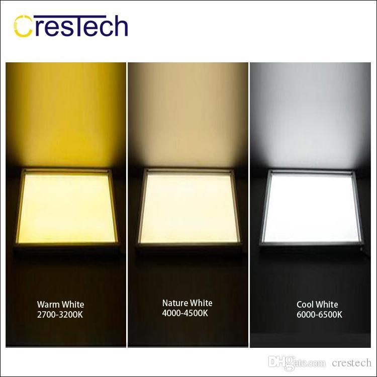2ft LED panel lights LED grid downlight commercial ceiling lighting aluminum housing long time lifespan