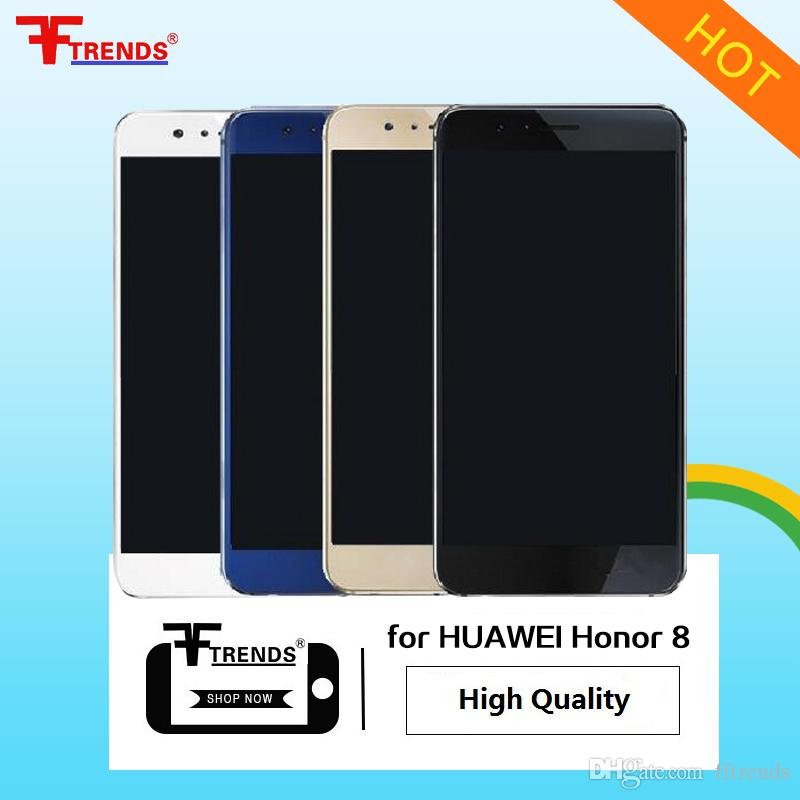 High Quality A for HUAWEI Honor 6 6Plus 7 8 LCD Display & Touch Screen  Digitizer with/no Frame Assembly Replacement Touch Panel