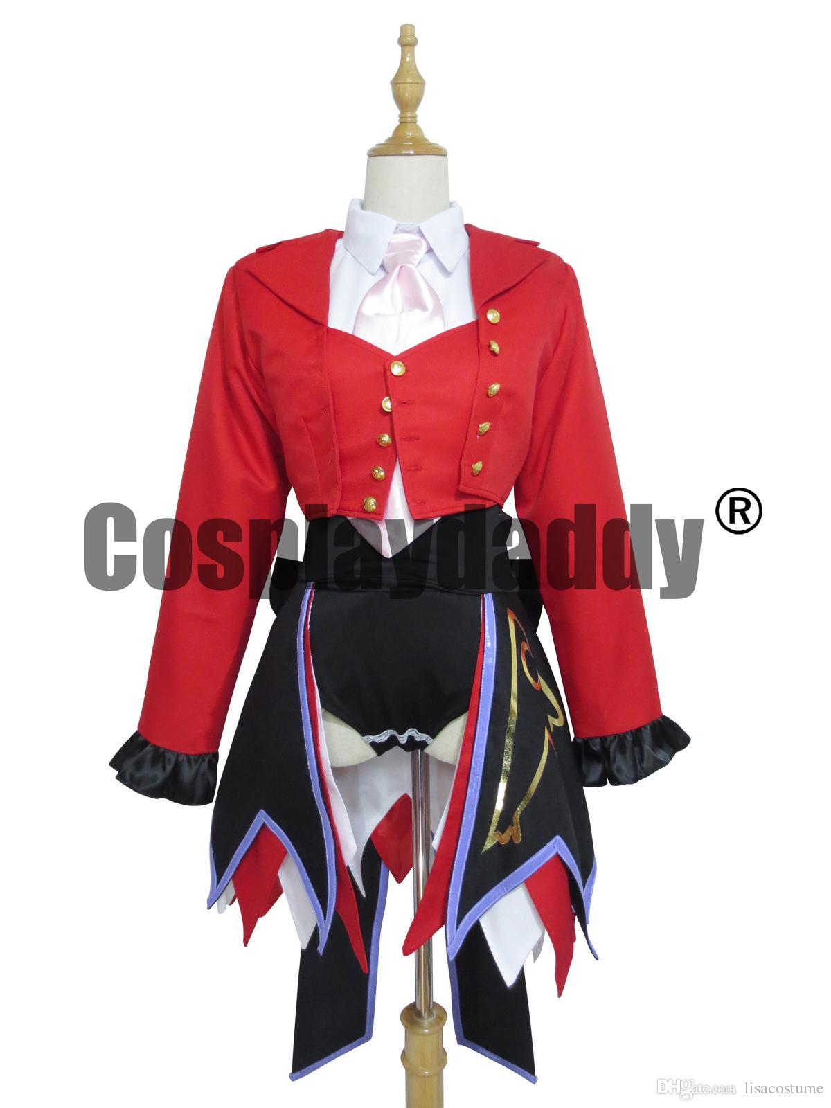 Umineko no Naku Koro ni Cosplay The Seven Stakes of Purgatory Costume