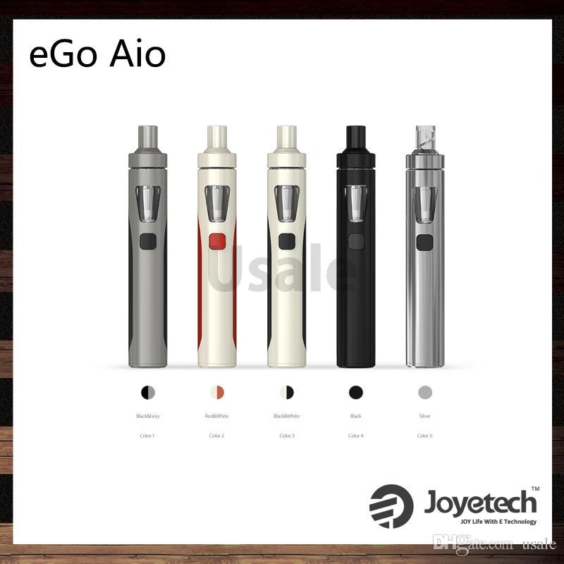 Joyetech eGo AIO Kiti 2.0 ml Kapasiteli 1500 mAh Pil ile Sızdırmaz Yapı ve Çocuklara Dayanıklı Kilit 10th Anniversary Edition 100% Orijinal