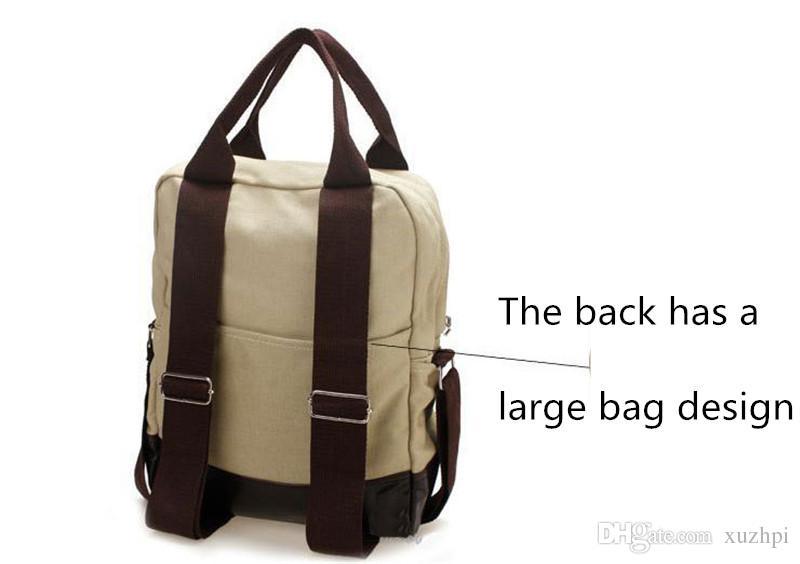 The cloth bag new autumn and winter The fashion leisure Female shoulder portable canvas bag institute wind Korea female bag