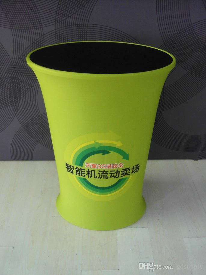 Nice Portable Tension Fabric Promotion Counter Table for Trade Show Exhibition
