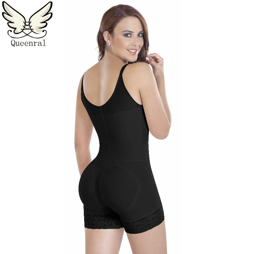 97cb67dc15a Wholesale- Slimming Underwear Bodysuit Women Lingerie Hot Shaper ...