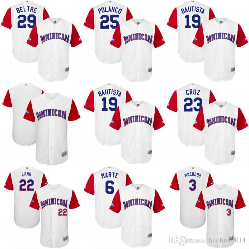 a273fd77d Jose Bautista Men Lady Youth World Baseball Classic Dominican ...