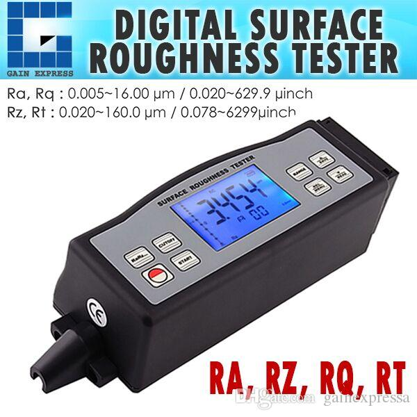 2019 Srt 6210 Us 4 Parameters Digital Surface Roughness Tester Ra