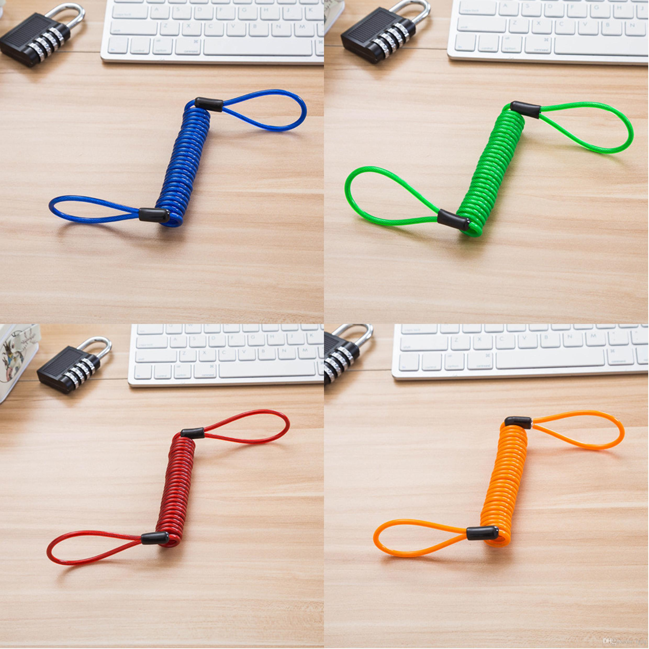 Multi Function Anti Theft Rope Stretched Thin Steel Wire Rope ...