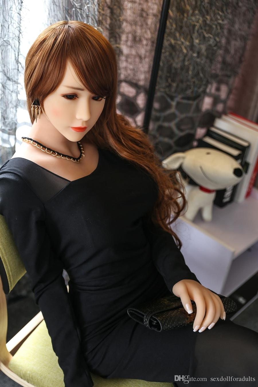 155cm real silicone sex dolls robot Japanese anime full love doll realistic toys for men big breast sexy body artificial vagina adult life