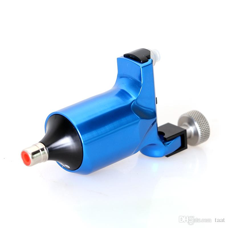 Wholesales New Design Blue Color Tattoo Motor Machine Gun for Shader & Liner Tattoo Supply TM365