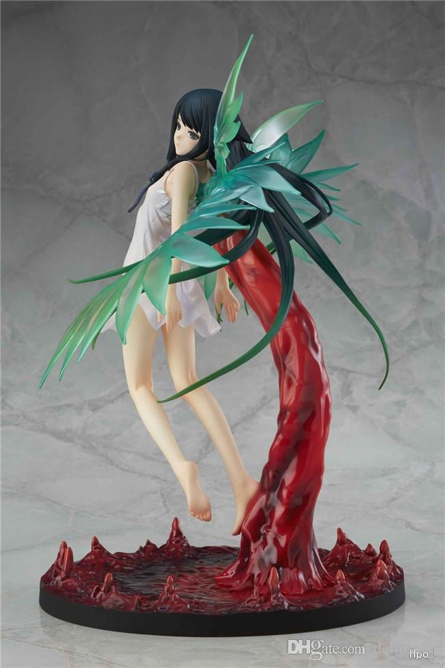 Demishop New Arrival Japanese Anime Saya no Uta 1/7 Sexy Action Figure Toy Figures with Original Box Collection Model
