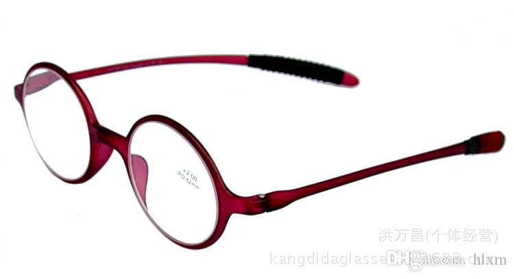 d274dae5d5 2019 Flexible TR90 Retro Reading Glasses