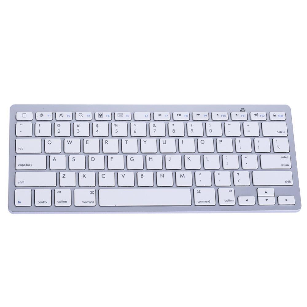 2016 Slim Bluetooth 3.0 Wireless 2.4ghz Keyboard For Apple Ipad 1 1 ...