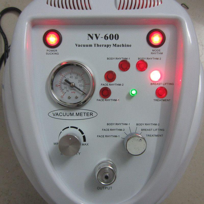 Vacuum Cups Seno Enhancer Macchina Seno Pompa di ingrandimento elettrica Vacuum Massager Dispositivo di terapia Seno Lifting Beauty Care
