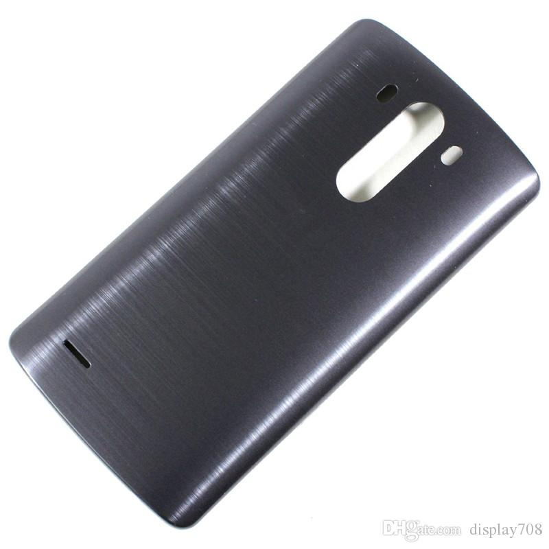 2016 New Back Housing Battery Door For LG G3 D850 D855 +NFC Wireless Charger Black White Gold