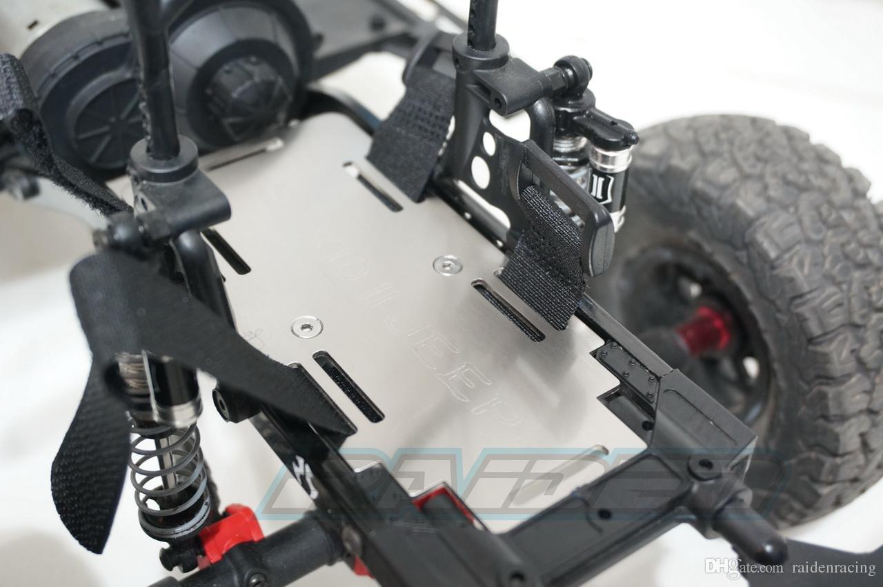Compre Axial Scx10 Ii Ax90046 Ax90047 Acero Inoxidable Trasero ...