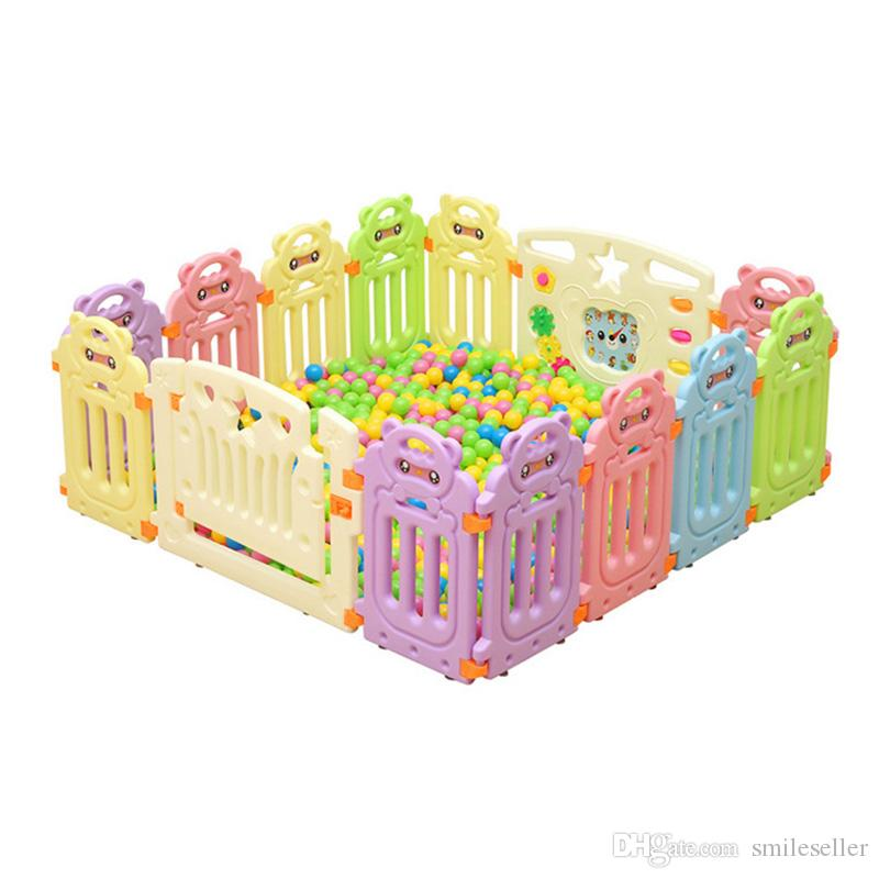 2018 New Arrival Baby Safety Fence Play Yard Barrier Indoor ...