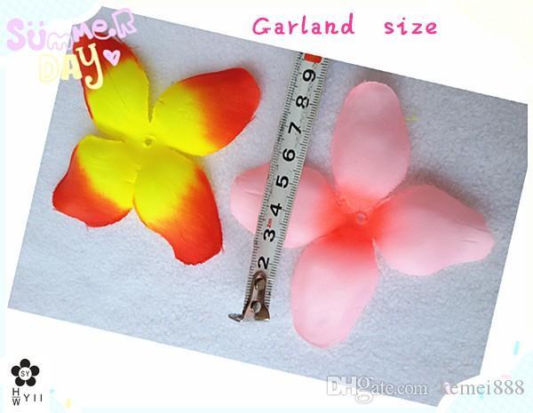 violet hawaïen leis guirlande collier bandeau bracelet coloré robe de fantaisie fête hawaii plage amusement / ensemble