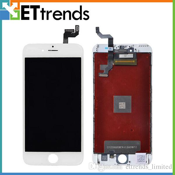 iPhone 6S Grade AAA LCD & Digitizer LCD Screen Assembly With 3D Touch Function No Dead Pixel Test One By One Repair Parts Replacement