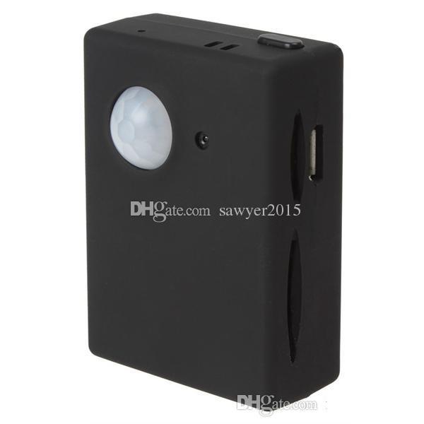 Allarme a infrarossi senza fili con telecamera X9009 Home Office Sicurezza GPS PIR Allarme Quad band GSM Sistema di allarme MMS automatico con scatola al minuto