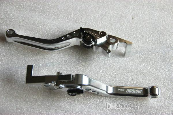 Motorcycle modified disc brake lever front-back disc brake lever electric motorbicycle brake lever cnc cut