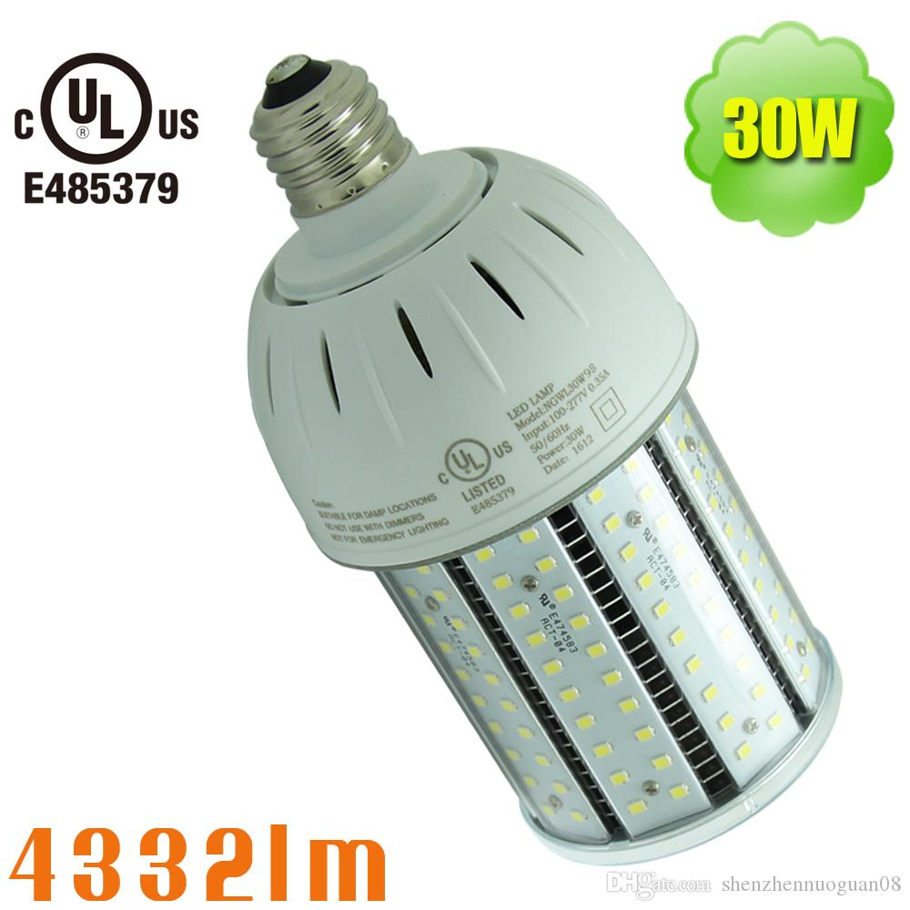 100w Metal Halide Replacement Led Corn Street Light 30w High Power Bulb 120w On Hps Wiring Diagram Lamp Bulbs Retrofit Post Top Cobra Head Fixture G9 Candelabra