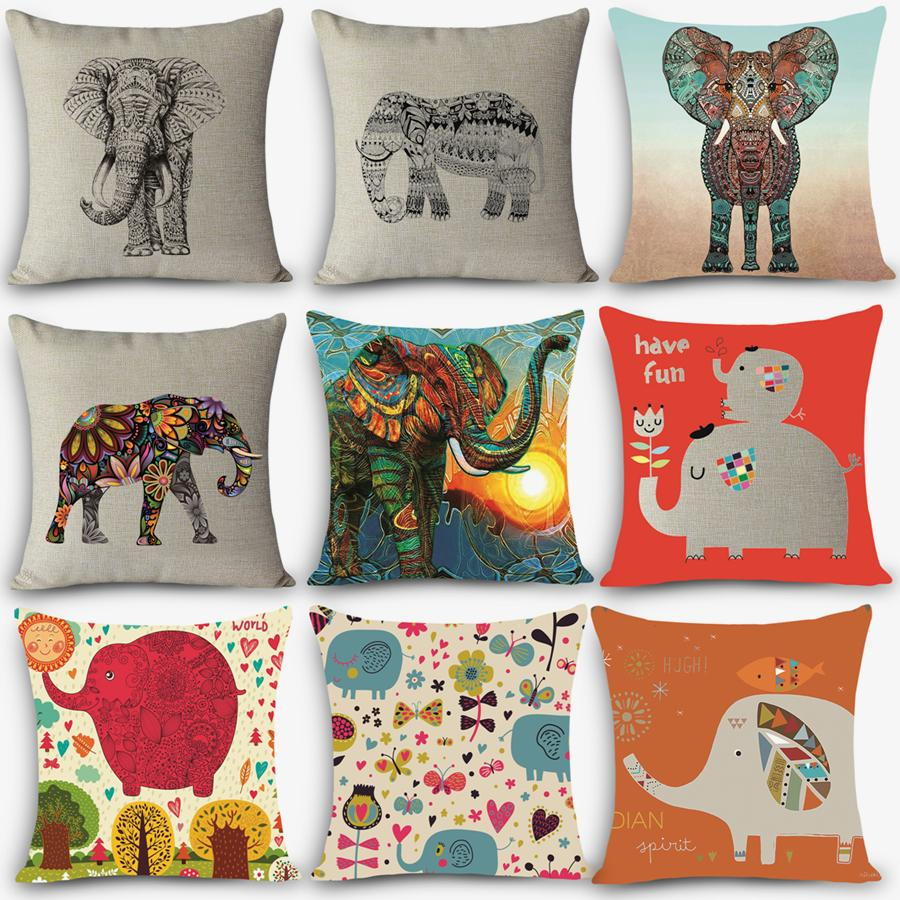 Wholesale New Arrival Cheap Cushions Bicycle Print Home Decorative ...