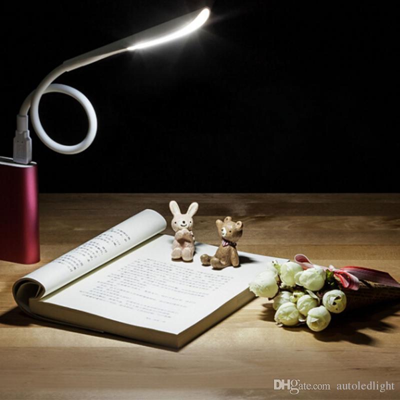 Flexible USB LED Night Light Mini Lamp For Computer Keyboard Notebook Laptop PC night light novelty usb mini light