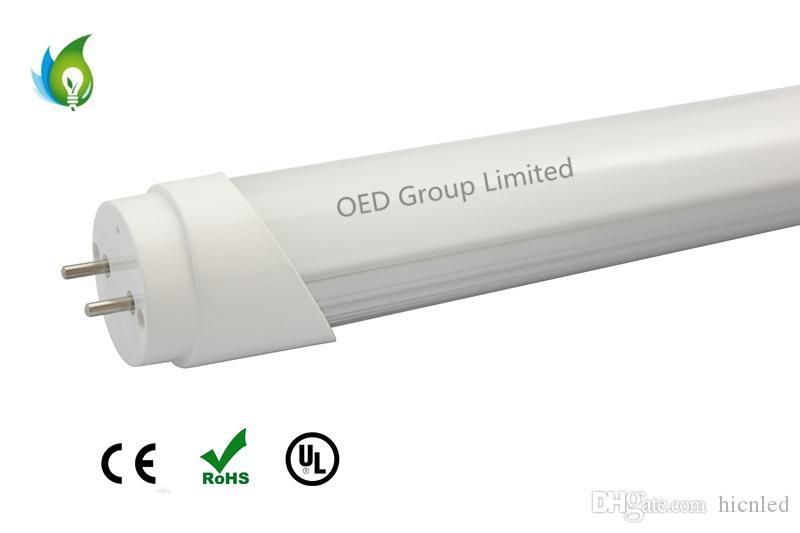 Privates Rohr Form-G13 T8 LED mit UL-Bescheinigung 2FT 4FT 8FT 600MM 1200MM 2400MM Leuchtstoffröhre