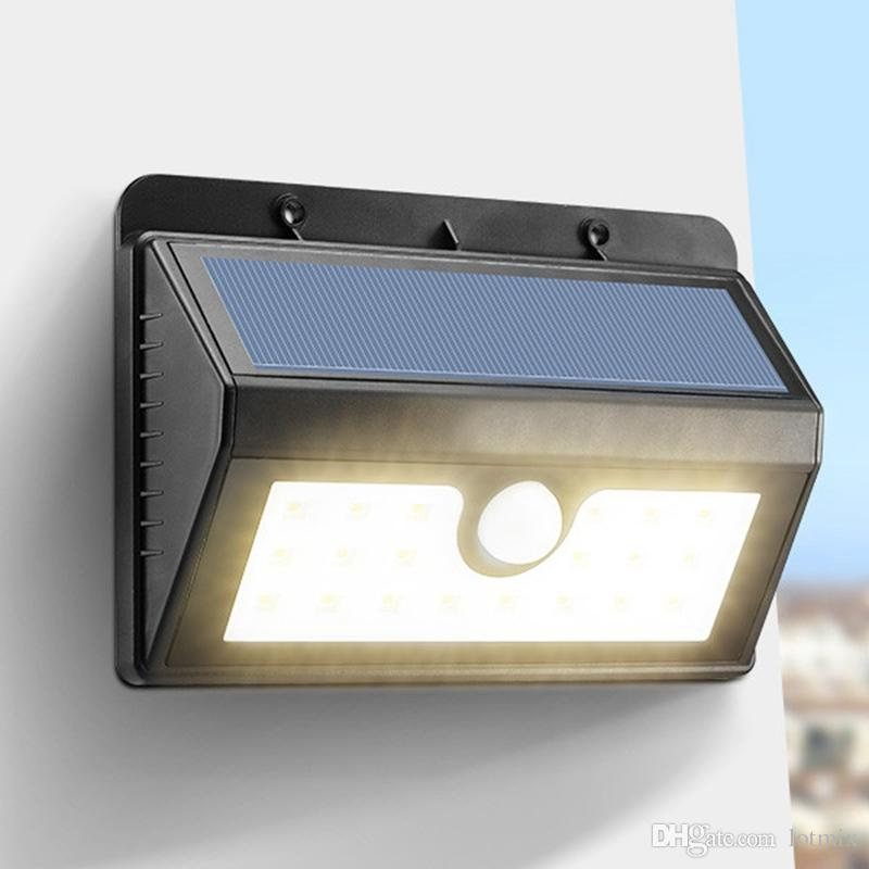 Outdoor Security Lighting Reviews 2018 20 led solar light outdoor lighting led garden light solar see larger image workwithnaturefo
