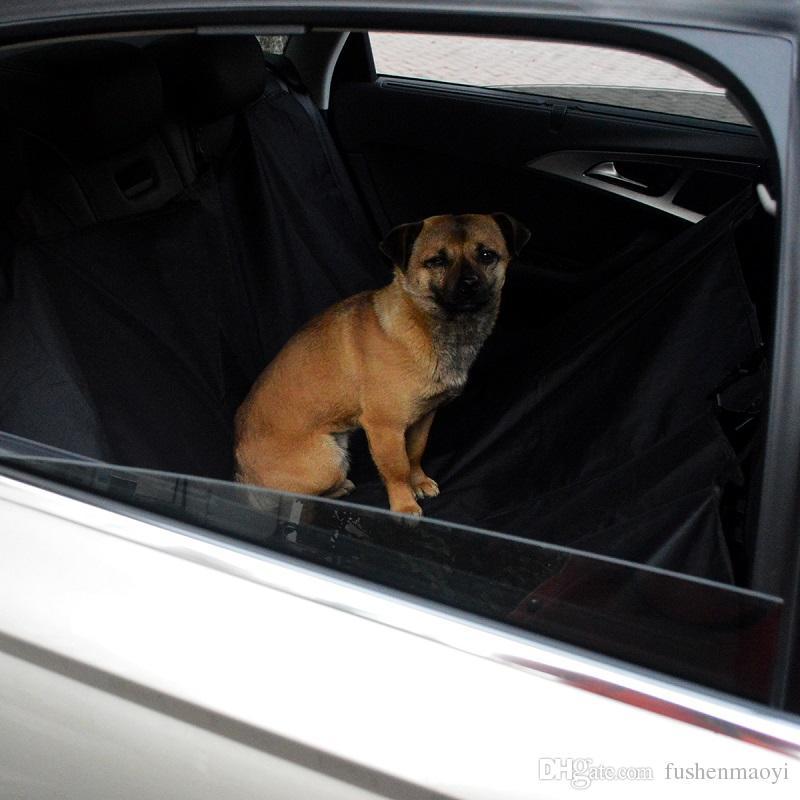 NOVO Pet Car SUV Van Voltar Banco Traseiro Tampa de Assento À Prova D 'Água Rede para o Gato Do Cão DHL