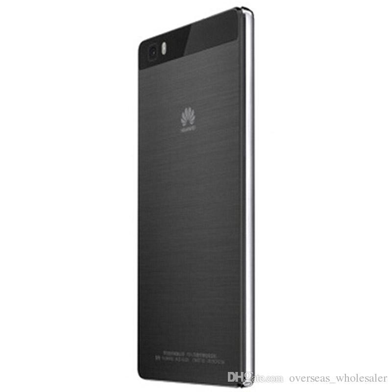 الأصلي هواوي P8 لايت ALE-UL00 4G LTE الهاتف الخليوي Hisilicon كيرين 620 الثماني النواة 2GB RAM 16GB ROM 5.0 بوصة HD 13.0MP OTG الهاتف الخليوي الذكية جديد