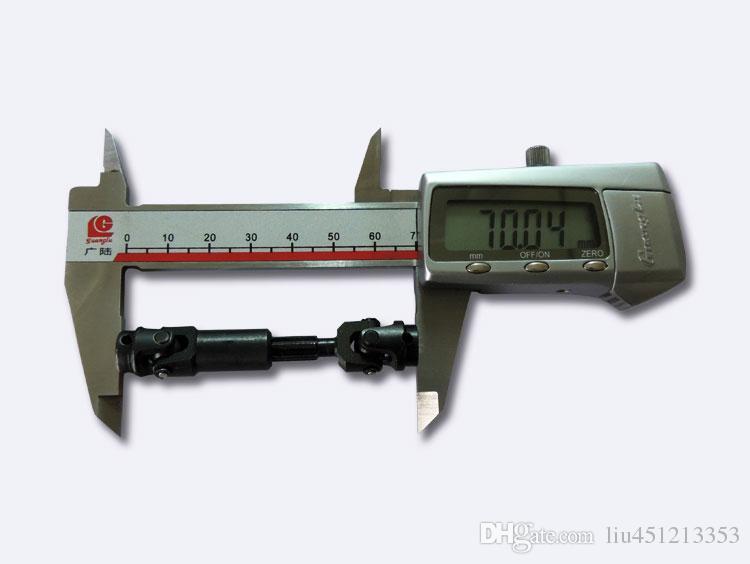 1/14 Rc модель автомобиля игрушки модель tamiya грузовик приводной вал восхождение приводной вал, универсальный шарнир CVD, 55MM-70MM