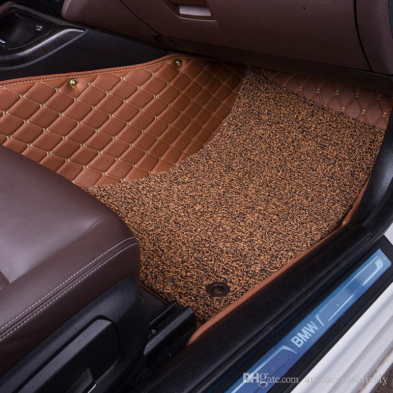 High Quality Generalist Car Carpet Non-slip Leather Material Car ...