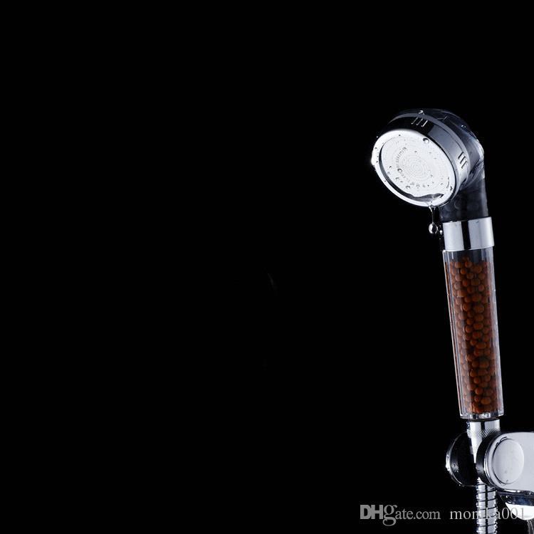 Handy Anion Bathroom Shower Heads Chuveiro de banho bocal