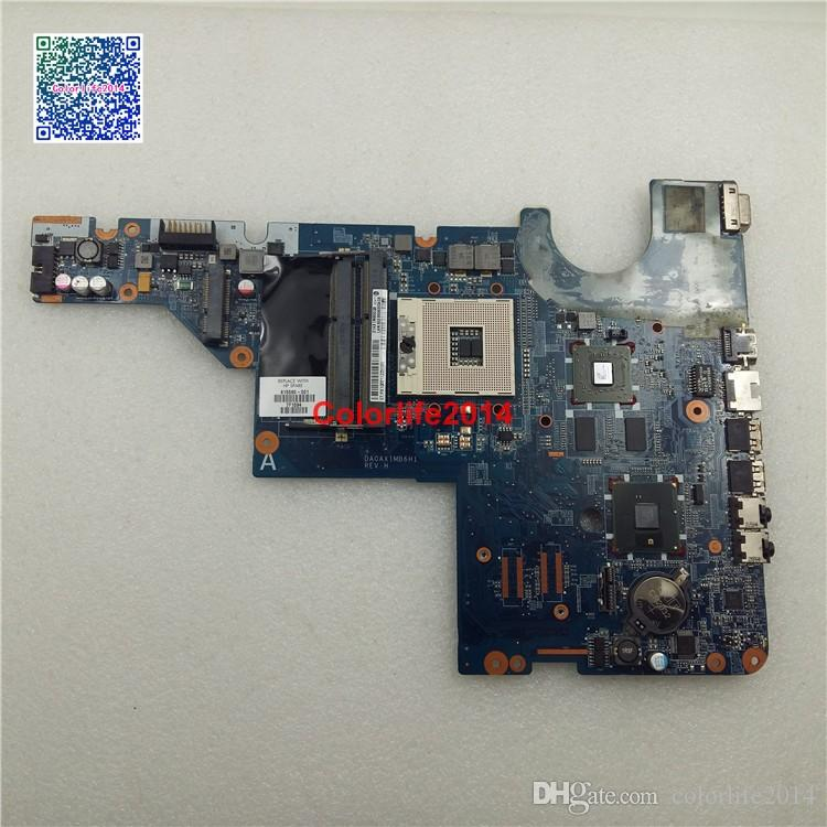 DA0AX1MB6H1 615580-001 For HP CQ42 G42 CQ62 G62 Motherboard w HM55 Chipset Mainboard Fully Tested & Working perfect