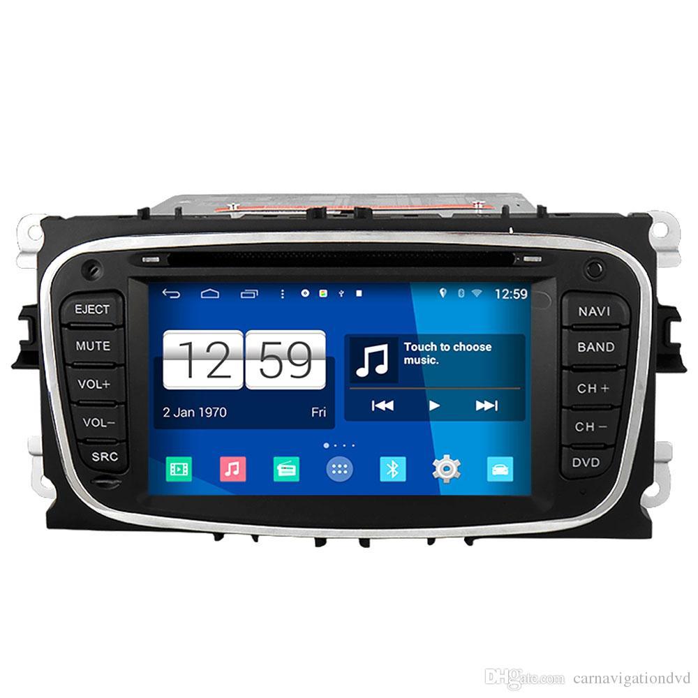 Winca s160 car dvd gps headunit sat nav for ford mondeo galaxy focus s max