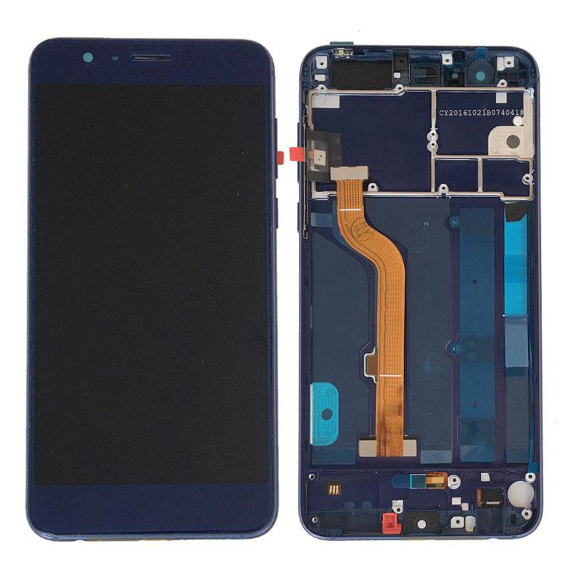 Mejor Pantalla Movil Al Por Mayor Azul Para Huawei Honor 8 Frd Al00 ...