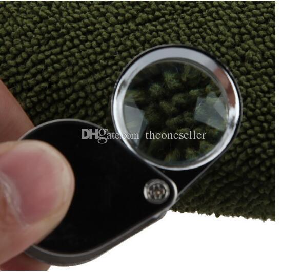 Rapide 360 PCS 30x 21mm Jewellers Eye Loupe Loupe Livraison gratuite