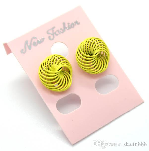 Gros gros es de dessins animés images boucles d'oreilles accessoires de mode exquis enfants petits cadeaux livraison gratuite 173