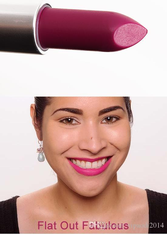 HOT Makeup matte lipstick RUBY WOO FLAT OUT FABULOUS Velvet teddy CANDY YUM YUM DHL ship