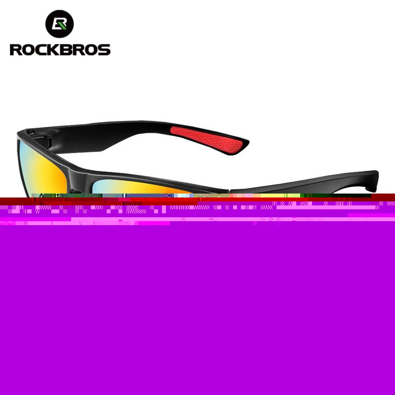 5c31ee95ac 2018 Wholesale ROCKBROS Polarized Cycling Glasses Bicycle Riding Protection  Goggles Driving Hiking Outdoor Sports Sunglasses Cycling Eyewear From  Monida