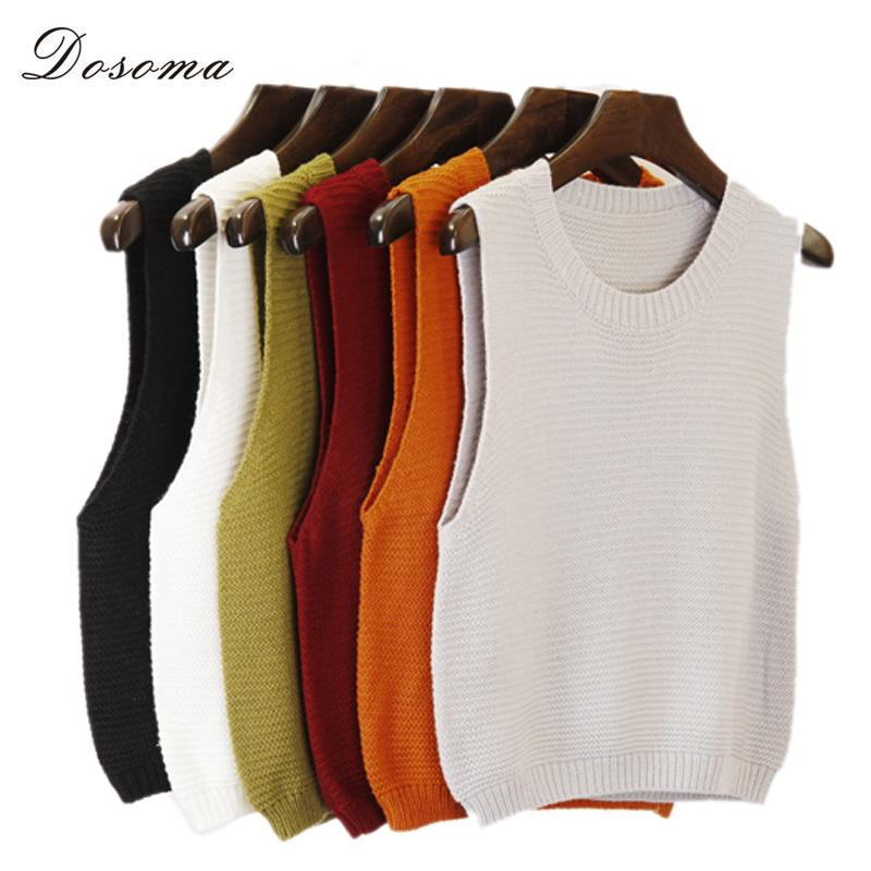 2018 Wholesale Uniform Sweater Vest 2016 Fashion Women'S Pullover ...