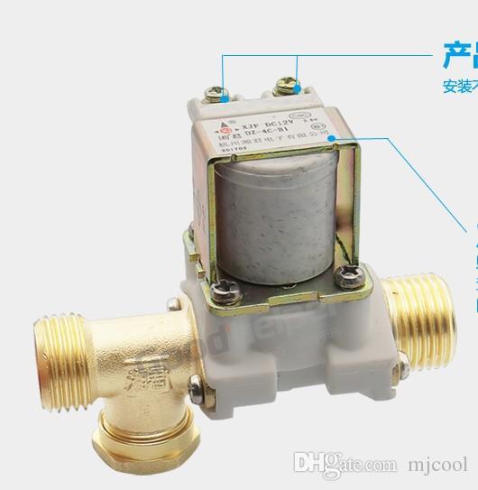 Regolatore solare dello strumento solare dell'elettrovalvola dello scaldabagno 12V sulla pressione di pressione della valvola a acqua OEM di Xiangjun