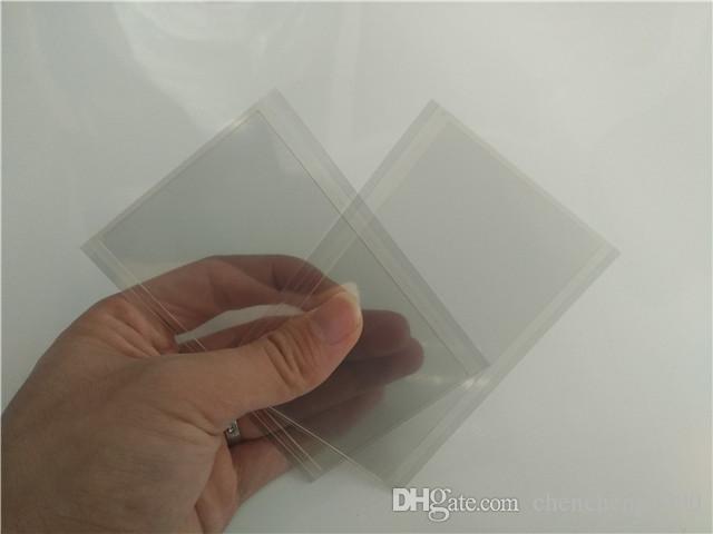 Samsung Galaxy S6 Edge Bordo G925 S6 Plus G928 S7 Edge G935 250u Adesivo OCA LCD Parti di riparazione nastro adesivo