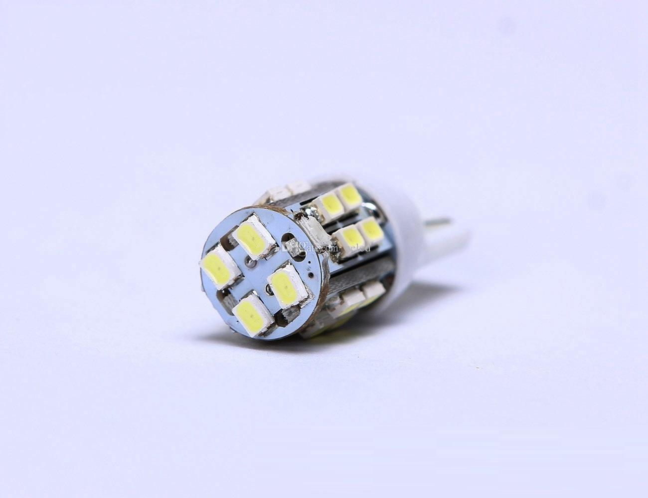 T10 1206 20SMD Car Side Indicator Light DC 12V Car Door Bulbs Side Wedge 20Led Clearance Lights Reading Light Auto Car
