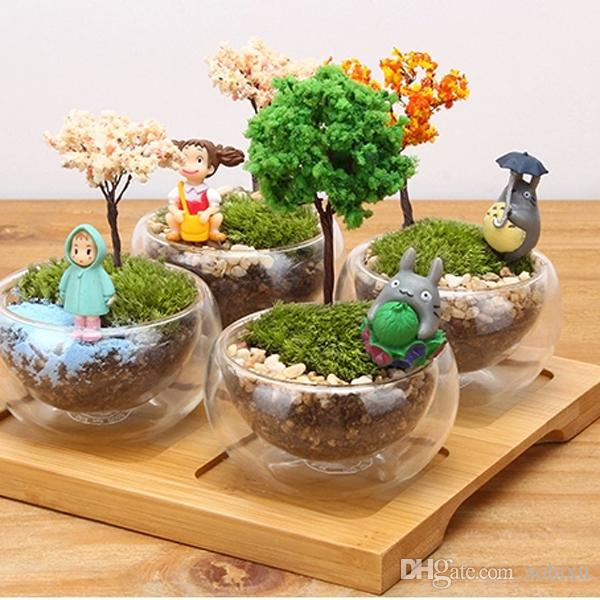 2018 Home Decor Accessories Tree Toys Statues Diy Fairy