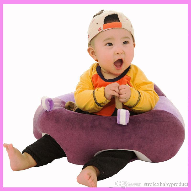 Fashion Cute Infant Baby Support Seat Soft Cotton Travel Car Seat ...