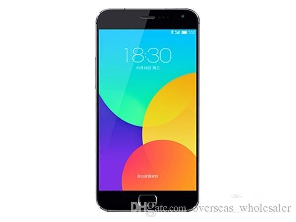 Originale Meizu MX4 Pro Telefono cellulare RAM 3GB ROM 16GB / 32GB Flyme 4.1 2.0GHz Android Octa Core 20.7MP 3050mAh 5.5inch 4G Telefono cellulare
